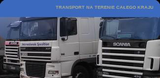 Transport na terenie całego kraju
